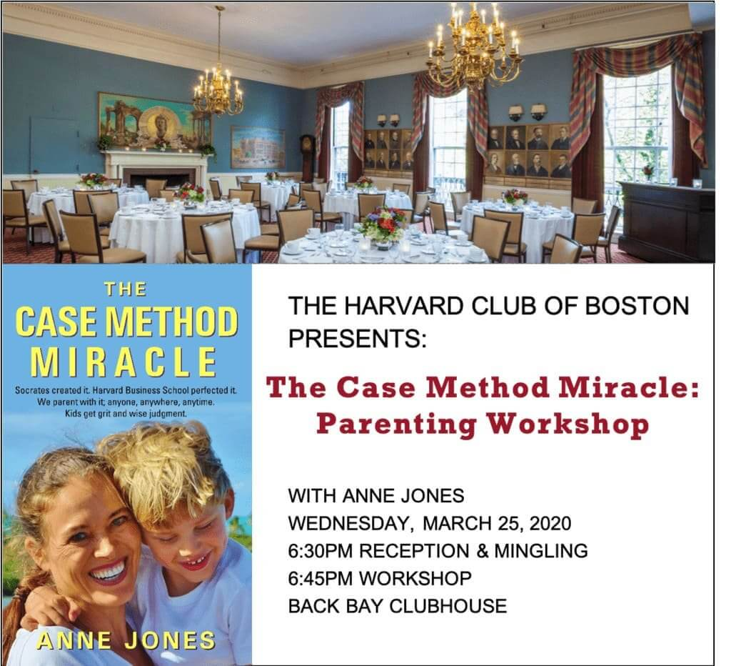 200325 EVENT Harvard Club of Boston